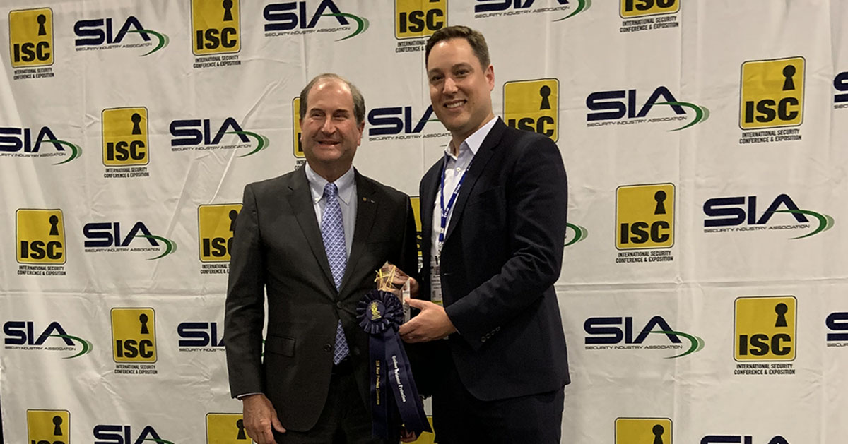 Protected: FLIR osvoji dve nagradi za varnost na ISC West 2019